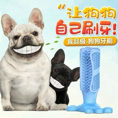 寵物潔齒玩具 讓狗狗自己刷牙 耐咬玩具