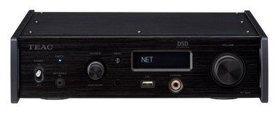 平行輸入 Teac NT-505 SE 新品上市 串流音樂播放機.D/A轉換器.USB DAC/耳擴/前級