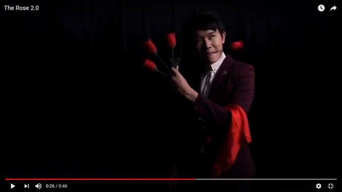 【天天魔法】【S1024R】正宗原廠~玫瑰四變~The Rose 2.0 by Bond Lee(李澤邦作品)