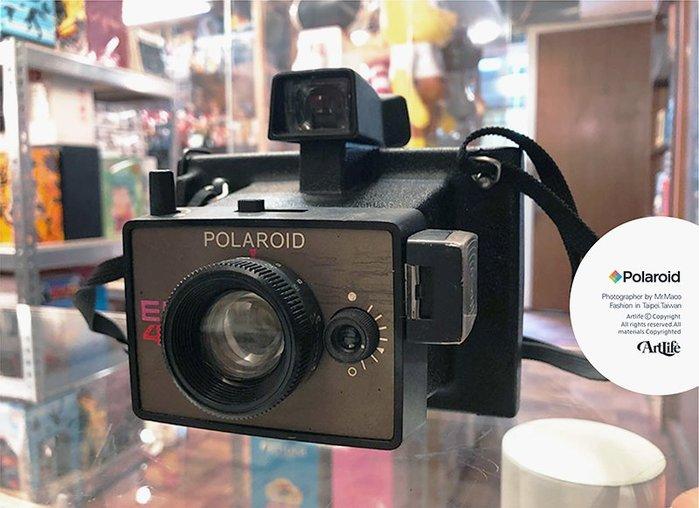 ArtLife @ Polaroid EE44 Camera Vintage 1976 Film 拍立得 老相機