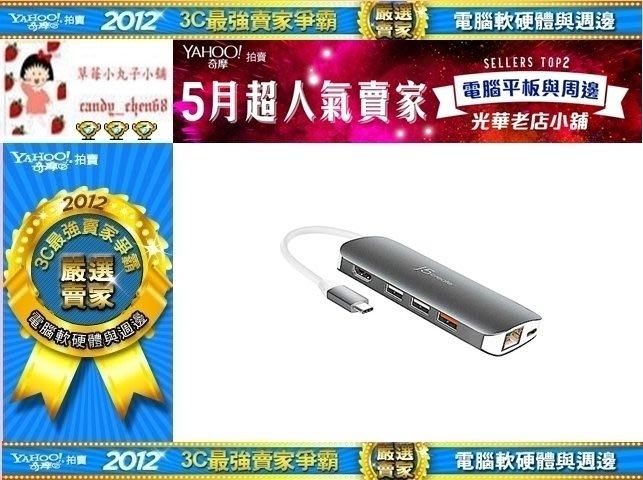 【35年連鎖老店】j5create JCD384 USB Type-C 10合1擴充基座有發票/1年保固