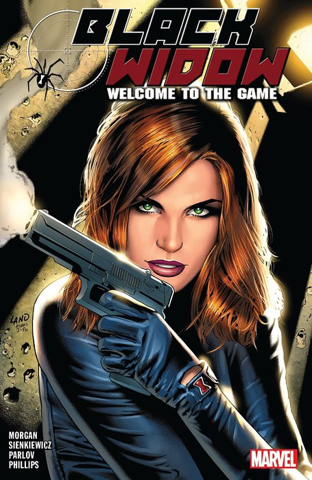 略《代訂中》[美版書籍] Black Widow: Welcome to the Game 9781302921255