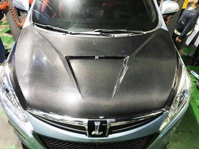 JK RACING精品 U6 專用 CARBON U6 卡夢引擎蓋