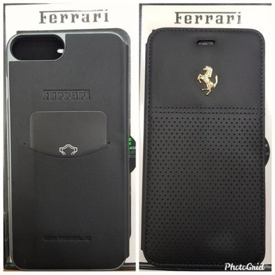 彰化手機館 法拉利 iPhone7plus 手機皮套 GTB系列 正版授權 Ferrari iPhone8+ I8+