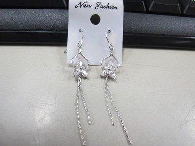 二手舖 NO.4502 時尚造型耳環 耳針 耳鉤 便宜賣 首飾飾品