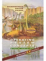 【10】《Operating System Concepts》ISBN:0471262722│些微泛黃