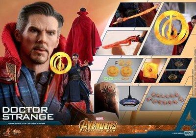 Hottoys Infinity War - Dr. Strange 現貨