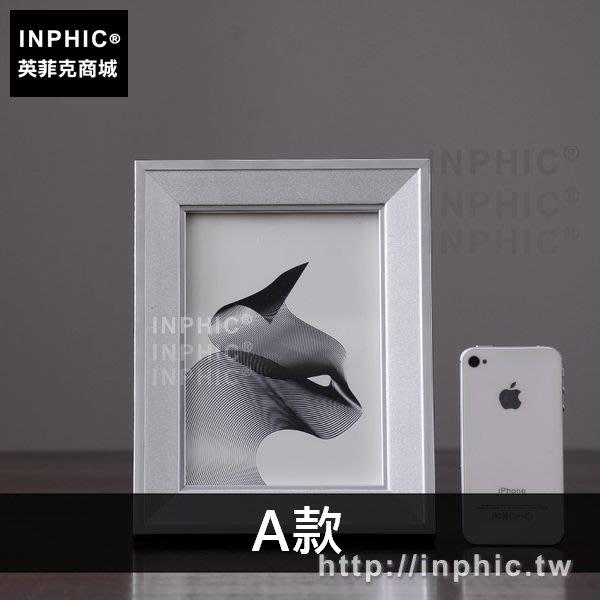 INPHIC-客廳桌面簡約實木臥室相框擺件家居現代北歐擺設-4*6_mmlF