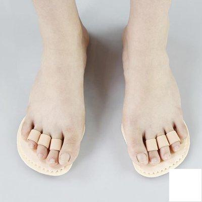分趾器 成人兒童拇外翻矯正器重疊腳趾分趾器錘狀指分離器彎曲變形矯正墊XZND1221