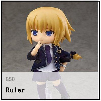 【雪貓一族】GSC 可動人偶粘土人Doll Fate/Apocrypha Ruler 私服