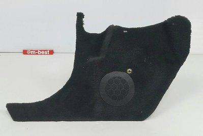 BENZ W220 W203 W211 音響喇叭 喇叭 (前座腿部空間) 外匯 2208202402