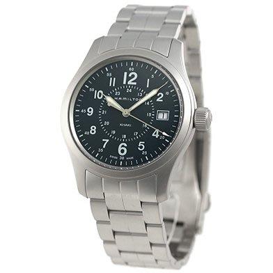 HAMILTON H68201143 漢米爾頓 手錶 38mm FIELD QUARTZ 皮錶帶 男錶女錶