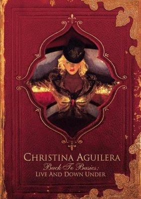 美版全新DVD~克莉絲汀天生歌姬澳洲現場演唱會Christina Aguilera Live and Down Under