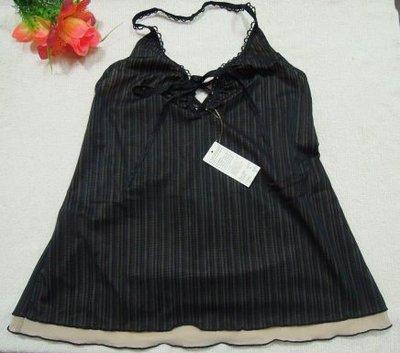 《3件免郵》【華歌爾】襯衣【ET1905】~M~黑色