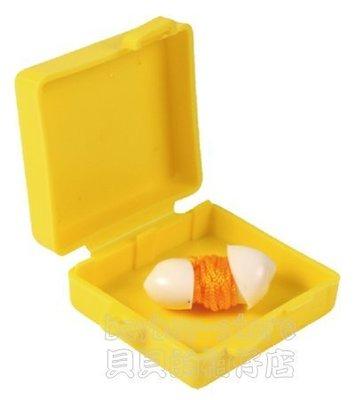 (安全衛生)台灣製草菇型有線耳塞(附保存盒)_質地柔軟舒適,防噪音效果極佳_100%台灣製