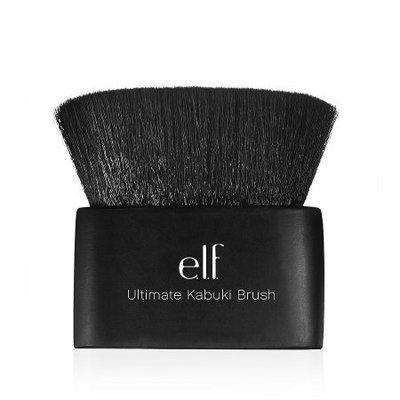 【愛來客 】美國e.l.f. Ultimate Kabuki Brush腮红/蜜粉刷 臉部身體多功能化妝刷