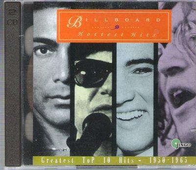 CD-BILLBOARD精選集[6片]和愛的故事[6片]-全集共12片-有曲目但無歌詞-JINGO發行---