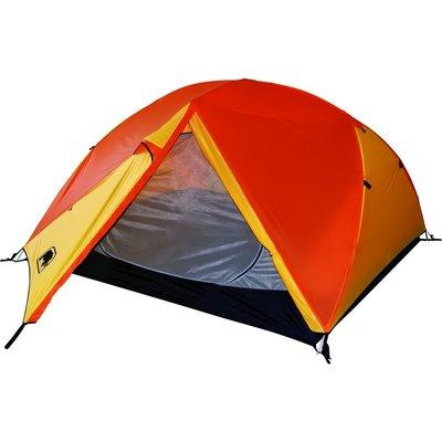 【大山野營】附地布 RHINO 犀牛 X-4 四人極緻輕量帳 登山帳篷 鋁合金帳篷