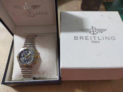 百年靈機械計時錶ROLEX AP OMEGA IWC PANERAI ORIS EPOS RADO一元起標GP 瑞士錶