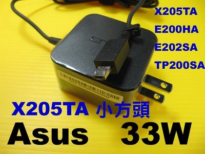 小方頭asus 33W 原廠華碩 Asus E200 E200H E200HA E202SA E205SA X205ta 台北市