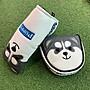 三榮高爾夫 Lite 哈士奇 高爾夫球桿套  推桿...