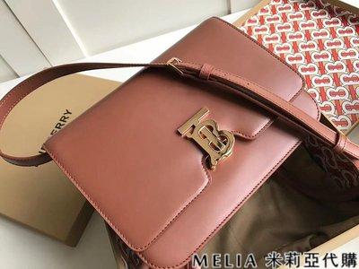 Melia 米莉亞代購 商城特價 數量有限 每日更新 0605 Tory Burch 單肩斜背包 素色牛皮 棕色