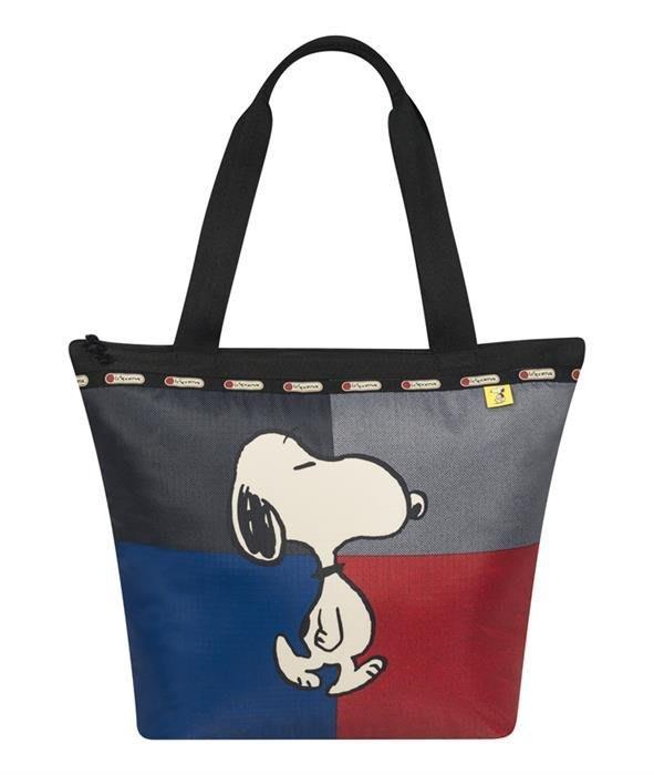 現貨 美國 Lesportsac 各品項代購 Peanuts 聯名款 2015 新款 Snoopy Hailey 托特包