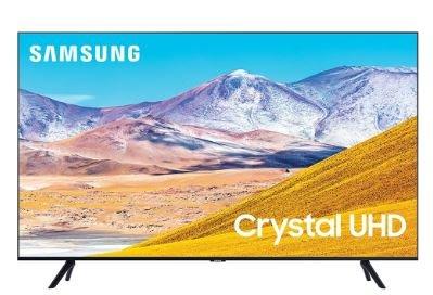 【來電議價免運】SAMSUNG 三星 82吋 4K UHD 智慧液晶電視 UA82TU8000WXZW
