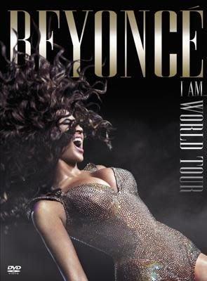 Beyonce 碧昂絲--I Am...World Tour (日版CD+DVD+寫真BOOKLET 超豪華包裝)