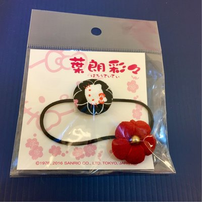 Hello kitty髮飾(日本帶回來)