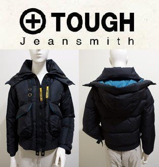 Bauhaus集團旗下品牌【TOUGH Jeansmith】70%羽絨 連帽羽絨外套~直購價1790~🎁媛