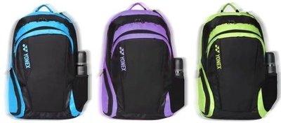 2018全新 YONEX 羽球 網球裝備袋 雙肩後背包 海外版 3色可選 2支裝 型號 1418