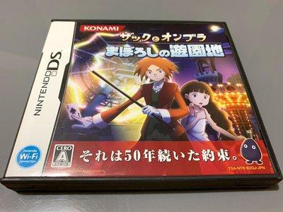 幸運小兔 NDS遊戲 NDS 扎克 奧布拉 幻之遊園地 任天堂 2DS、3DS 主機適用 F5
