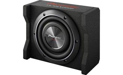 【益迅汽車】Pioneer TS-SWX2002 重低音8吋音箱