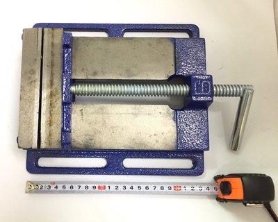 鑄鐵精密小台鉗 6吋 /  美式平口鉗 /  機用台虎鉗 /  桌虎專用鉗 高雄市