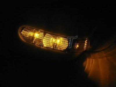 ~~ADT.車燈.車材~~TOYOTA CAMRY WISH VIOS PREMIO LED後視鏡方向燈素材一組1200
