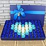 情人節生日禮物送閨蜜 結婚香皂花    仿真玫瑰七夕  朵+禮盒