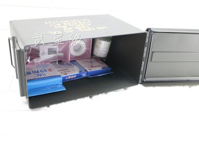 台南 武星級 真品 M2A1 彈藥箱 醫藥箱 拓印版( 醫療藥品避難防震求生地震防災7.62mm 5.56mm工具箱置物