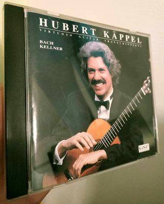 1990 USA 超美品 Hubert Kappel - Virtuoso Guitar Transcriptions