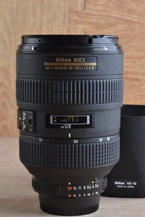 【品光攝影】Nikon AF-S 28-70mm F2.8 D ED 變焦 大三元 EJ#44716J