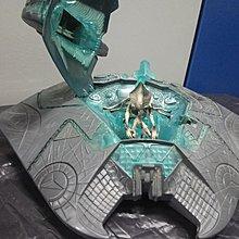天煞地球反擊戰外星人戰機,連駕駛艙的外星怪物,中古
