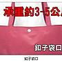 環保購物袋-不織布環保袋(45*35*13)-BAG-025 素面無印刷(橘色*100只)