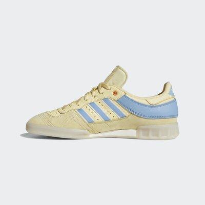 【美國鞋校】現貨 ADIDAS x OYSTER HOLDINGS HANDBALL TOP AP9847 鵝黃 女鞋