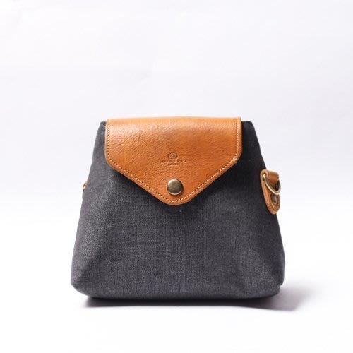 點子包 iclea X bag │皮革手工類單眼、拍立得喀喳相機包(含背帶)、化妝包、側背包 DG22