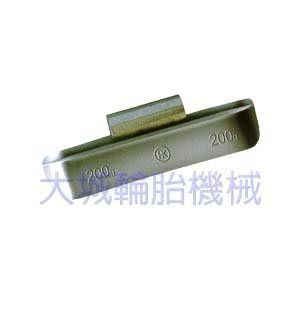 [ 大城輪胎機械 ] HATCO 鉛塊 Type010 (150g) x 1盒