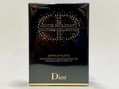 Dior Holiday Collection 2018聖誕限定唇膏盒 #999/964/677/759/008