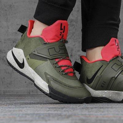 日本代購 NIKE LEBRON AMBASSADOR XII BQ5436-300 男鞋(Mona)