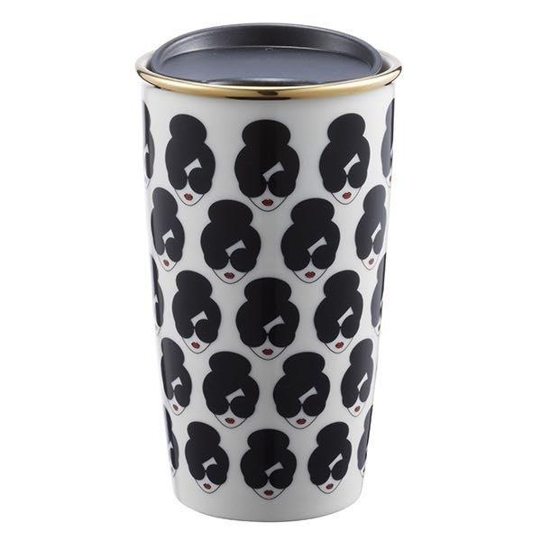 《現貨》Starbucks Alice x Olivia 星巴克 AO 肖像馬克杯 2/8新上市