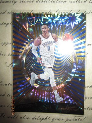 新賣家~18 19~Russell Westbrook~VORTEX~REVOLUTION