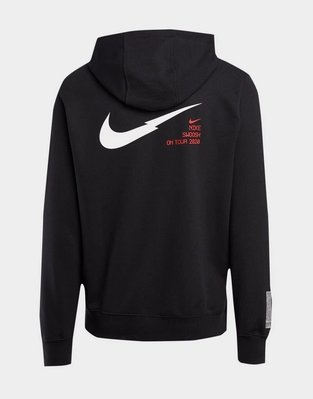 南◇2020 6月 Nike On Tour Overhead Hoodie 黑色 深藍色 斷勾 雙勾 連帽 帽TEE